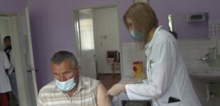 Organizovana masovna terenska imunizacija u potkopaoničkoj  Krivoj Reci