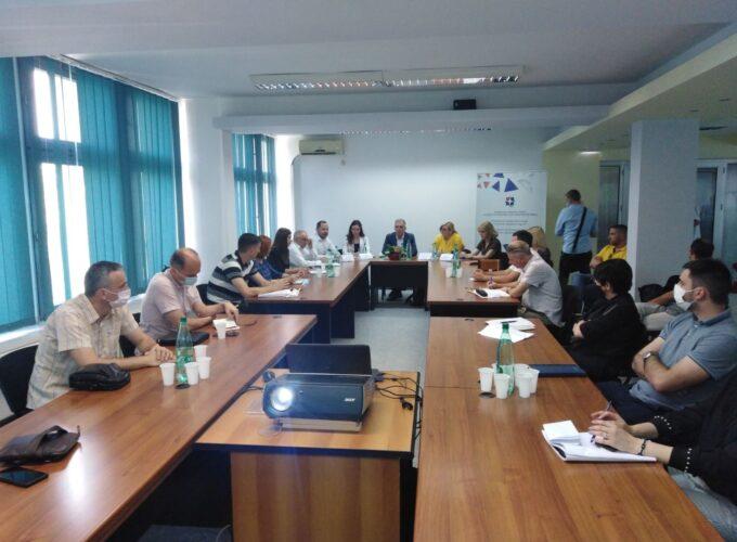 "RPK ""Izgradnja otpornosti MSP u Srbiji""."