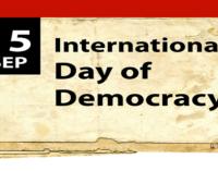 Danas je Međunarodni Dan demokratije