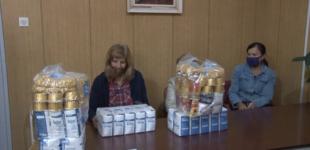 Uručena pomoć interno raseljenim licima na teritoriji opštine Brus