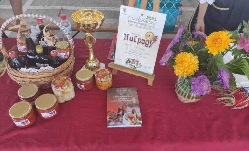 Prva nagrada za jela Živadinke Čajić na Poljoprivrednom sajmu u Kruševcu