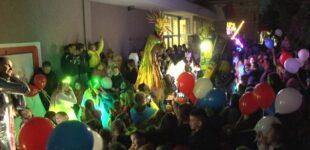 Predstava UV DANCE izvedena u Brusu