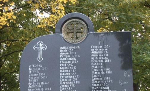 Sećanje na tragično stradale u Krivoj Reci